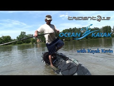 The Versatile Ocean Kayak - kayak fishing, kayak photos, kayak videos