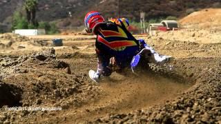 9. Riding the Pre Production 2014 Yamaha YZ250F - Motocross Action Magazine