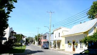 Pointe Claire (QC) Canada  city images : WALKING ST ANNE STREET & MORE IN OLD POINTE-CLAIRE
