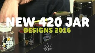 NEW 420 Jars 2016   420 Science Club by 420 Science Club
