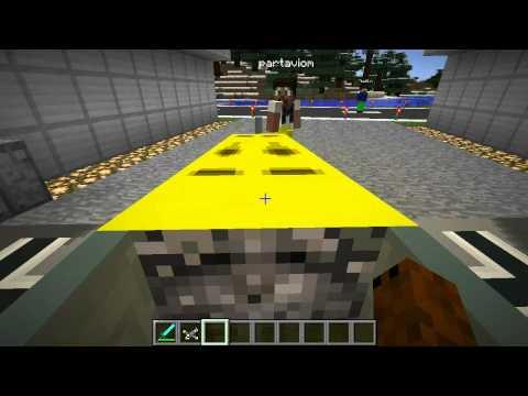 Minecraft Mod Spotlight - Planes 1-2