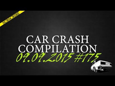 Car crash compilation #175 | Подборка аварий 09.09.2015