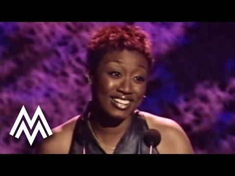 Beverley Knight   Wins 'Best R&B'   Acceptance Speech   1998