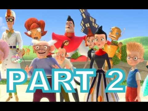 meet the robinsons ds part 1