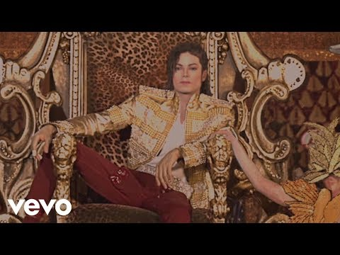 MICHAEL JACKSON - Slave To The Rhythm