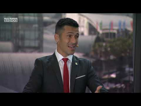 Sibos TV: Football, seeing is believing – 24 Oct 2018