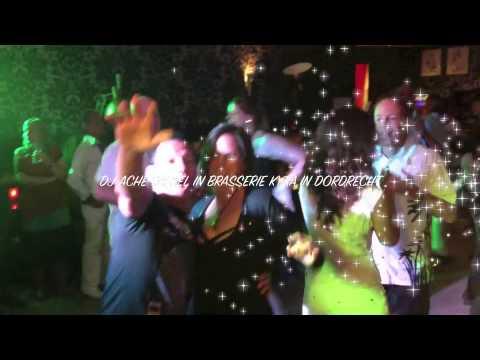 SALSA RINCON CUBANO IN BRASSERIE KYRA IN DORDRECHT (видео)