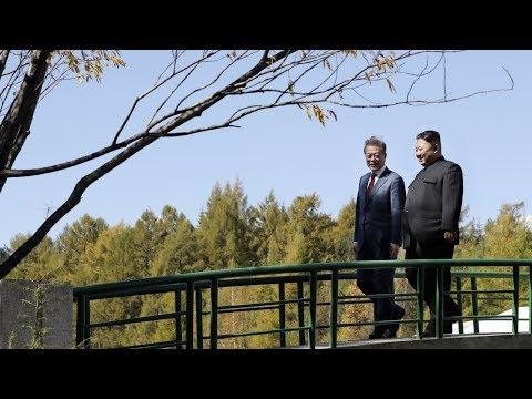 US buoyed by Moon-Kim summit in North Korea