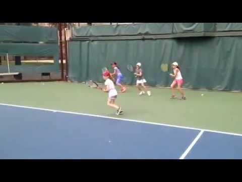 Tennis Tip: Fast Feet