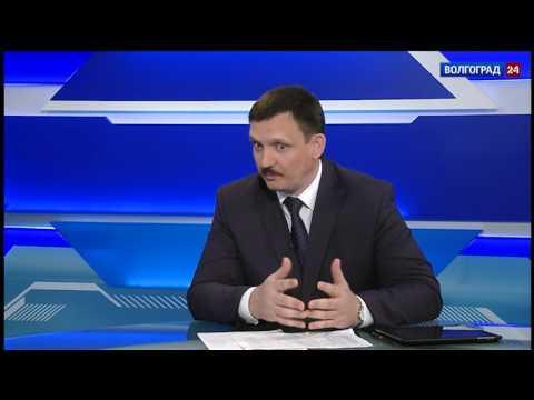 Василий Иванов, председатель комитета сельского хозяйства Волгоградской области