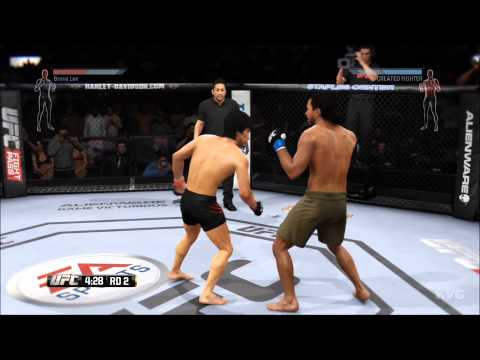 EA Sports UFC - Multiplayer Online Gameplay (PS4 HD) [1080p]