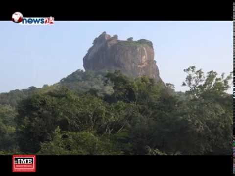 (चट्टान कुँदेर निर्माण गरिएको संरचनाले पर्यटक नतमस्तक - NEWS24 TV - Duration: 70 seconds.)