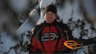 3. Ski Doo Renegade Backcountry X