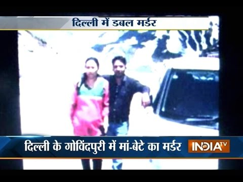 crime - A 30-year-old woman and her 7-year-old son were found dead under mysterious circumstances in Govindpuri area of south Delhi yesterday. For more content go to http://www.indiatvnews.com/video/...