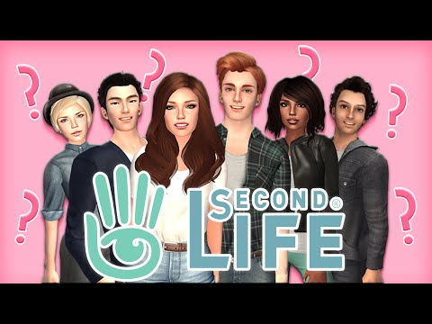 WHAT IS THIS GAME?! | (Second Life)