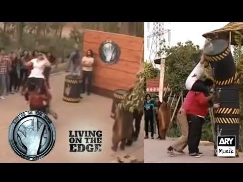 Jeet Kay Liye Kuch Bhi Karain Gye - Living On The Edge (видео)