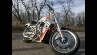 5. 2007 Screamin Eagle V-Rod unleashed!