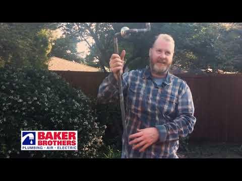 Baker Brothers Plumbing Review John B Dallas Texas