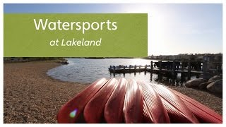 Watersports at Lakeland