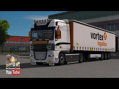 Improved DAF XF 105 v1.2