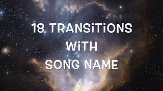 ♡ Transition Musically song name♡