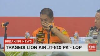 Video Kami Bukan Manusia Super, Kepala Tim Basarnas Menangis di Depan Keluarga Korban Lion Air JT-610 MP3, 3GP, MP4, WEBM, AVI, FLV April 2019