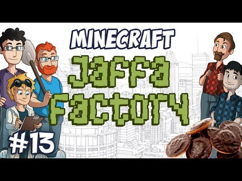 Jaffa Factory 13 - Simon Goes Mad With Power Video