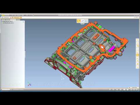 Viewer CAO professionnel / Analyses avancées / Convertisseur PDF-3D https://www.coretechnologie.com/fr/produits/3d-analyzer.html