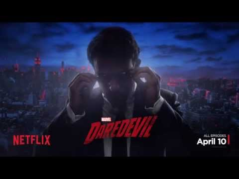 Marvel s Daredevil Transformation Motion Poster