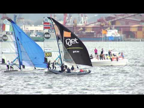 Santander 2014 ISAF Sailing World Championships - Tuesday 16th