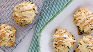Irish Soda Scones- Sweet Talk with Lindsay Strand by Everyday Food