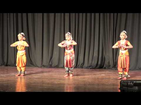 bharatanatyam stage performance