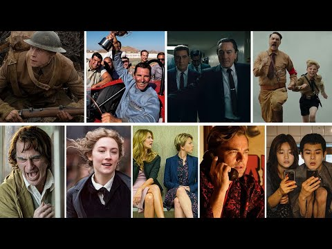 2020 Oscars Best Picture Nominee Trailers - MovierNet