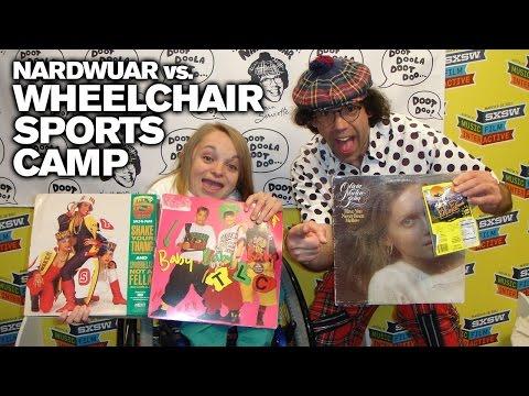 Talk Show - Nardwuar vs. Wheelchair Sports Camp