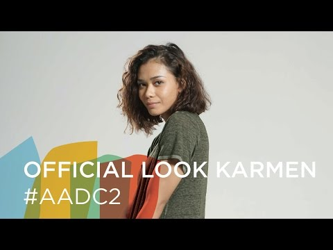 Official Look Karmen #AADC2