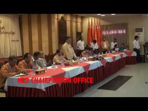 Chairperson Speech (Pyay)