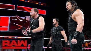 Nonton The Shield Arrive On Raw Looking For A Fight  Raw  Oct  16  2017 Film Subtitle Indonesia Streaming Movie Download