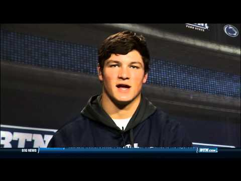 Christian Hackenberg Interview 10/16/2013 video.