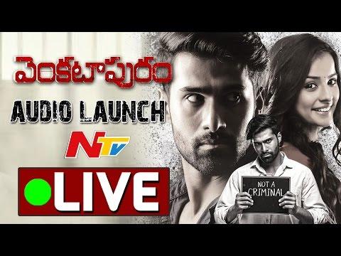 Venkatapuram Audio Launch – Live
