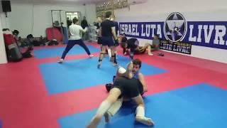 אימון MMA קבוצת נוער מתחילה
