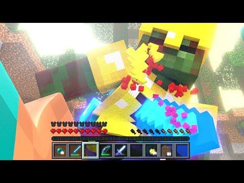 Top 5 Minecraft Animations By MrFudgeMonkeyz