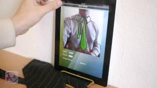 How to Tie a Tie Pro YouTube video