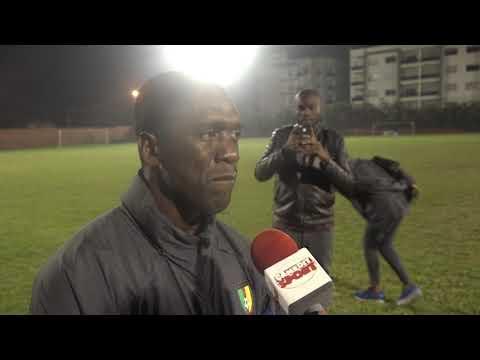 En préparation de la rencontre Maroc-Cameroun à Casablanca