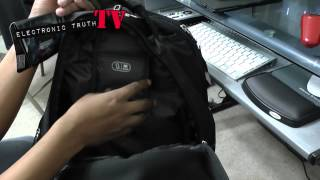 Check out my new back pack and let me know what you think...