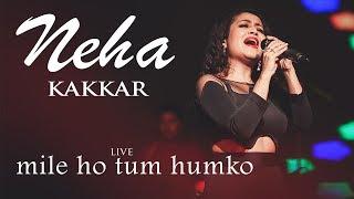 Neha Kakkar performing live on Mile Ho Tum Humko Bade Naseebo Se. Neha Kakkar Voice Behind Blockbusters like Kar Gayi Chull, Sunny Sunny, Manali Trance, Akka...