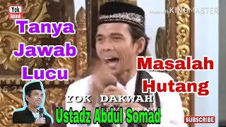 Download Video Tanya Jawab Lucu UAS Ustadz Abdul Somad MP3 3GP MP4