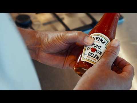 Ganador Ketchup Heinz personalizado - GYO