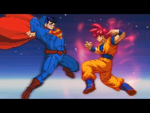 Goku VS Superman The Game