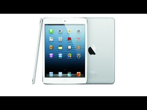 Apple today introduced iPad mini, a radically new iPad design that is 23 percent thinner and 53 percent lighter than the third generation iPad. The new iPad mini has a smaller 7.9-inch Multi-Touch display and 10 hours of battery life.