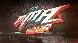 The MMA Hour: Episode 335 (w/ GSP, Werdum, Rockhold, Cyborg and more)